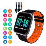 Smartwatch fitness A6