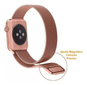 Correa milanesa para Apple Watch band