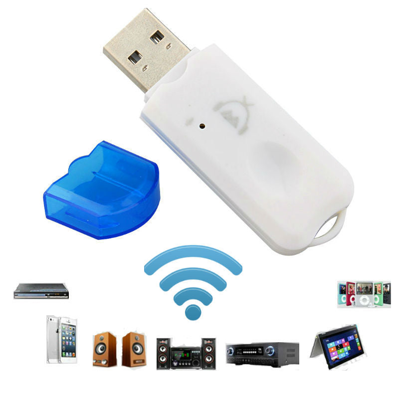 Receptor Bluetooth via USB (Reproduce musica via USB por Bluetooth)