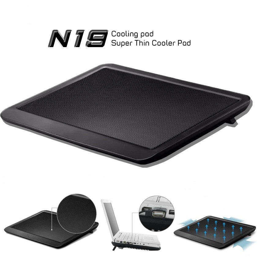 Base de enfriar para laptop (Notebook Cooler)
