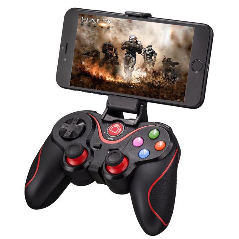 Gamepad V8 - compatible con PC, telefonos android, PS3 y TV BOX