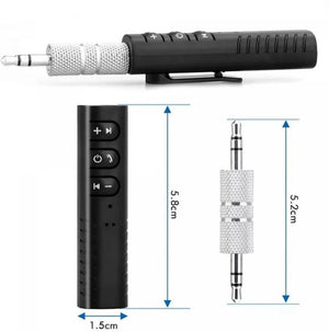 Receptor bluetooth B09 - Adaptador Bluetooth para Bocinas, Carro, Audifonos