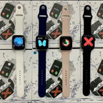 Smartwatch X7, compatible con android y iPhone