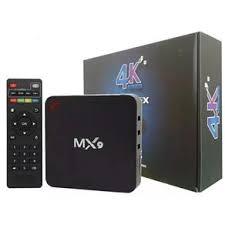 TV BOX MX9 5G ULTRA 4K-Convierte tu TV en smart TV