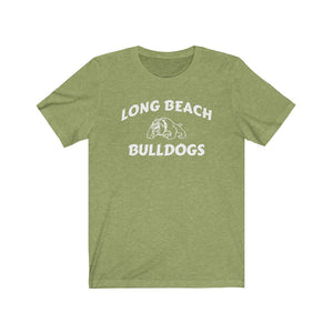 Long Beach Elementary Bulldogs T-Shirt (Exact replica)