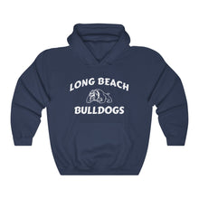Load image into Gallery viewer, Long Beach Bulldogs Hooded Sweatshirt