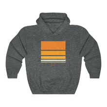 Load image into Gallery viewer, Conquer The Resistance Hoodie (orange logo)