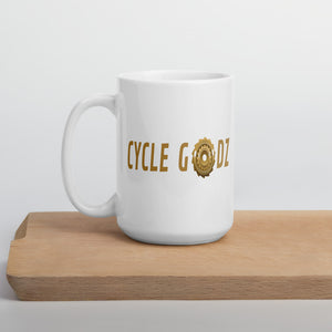 CG Golden Gear Mug