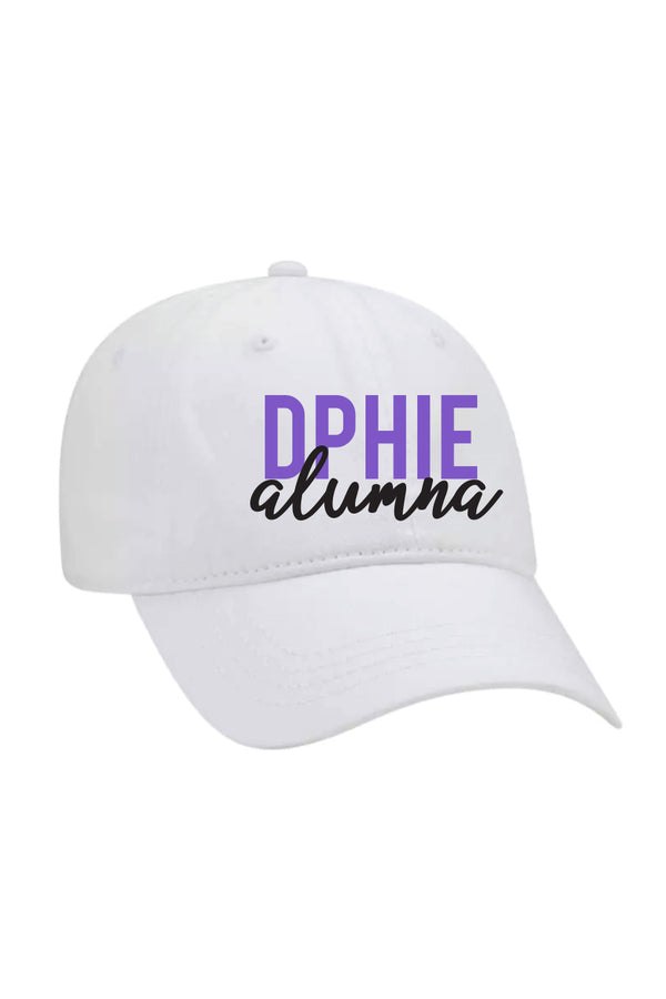 The Preppy Alumna Hat