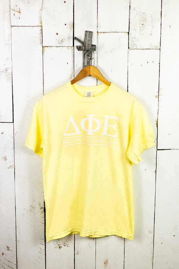 Classic Letters Tee