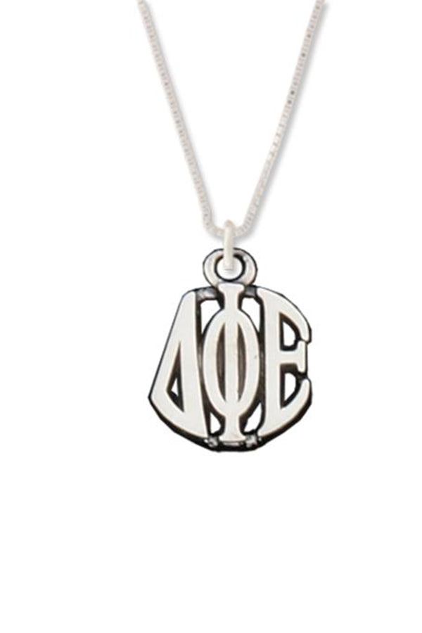 Monogram Letters Necklace