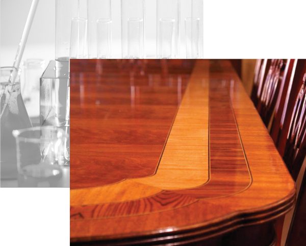 Seagrave Coatings Research & Development - Furniture Custom Wood Finish
