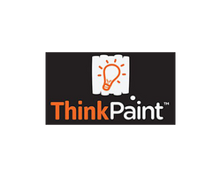 Think Paint Brand Logo