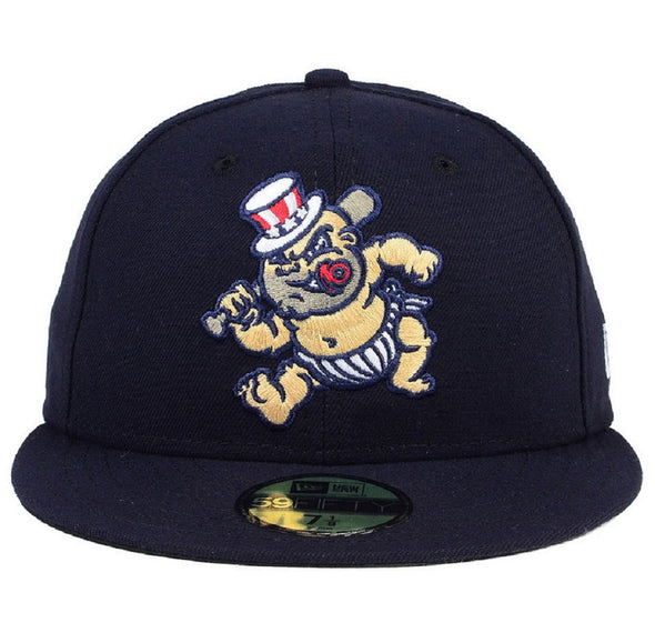 Scranton/Wilkes-Barre RailRiders 59Fifty New Era Baby Bombers Hat