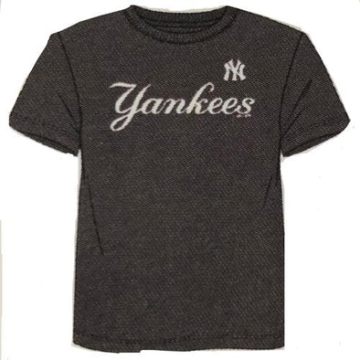 Scranton/Wilkes-Barre RailRiders Majestic Yankees Double Down T-Shirt
