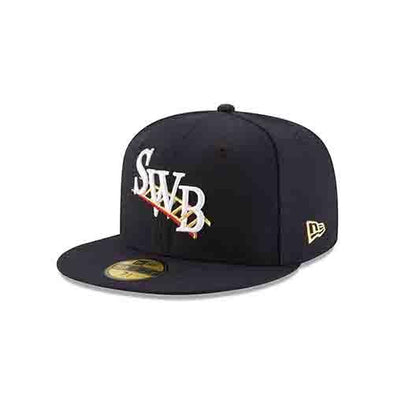 Scranton/Wilkes-Barre RailRiders 59Fifty New Era SWB Logo Cap