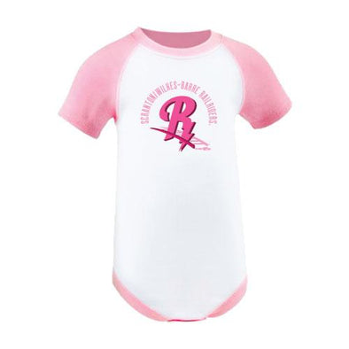 Scranton/Wilkes-Barre RailRiders Bimm Ridder Infant Girls Onesie