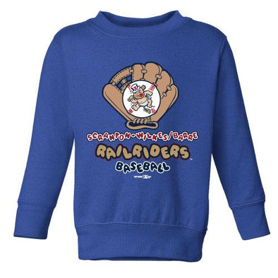 Toddler Baby Bombers Sweatshirt