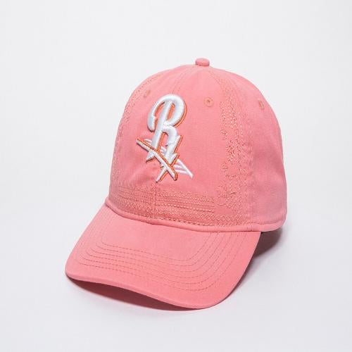 Scranton/Wilkes-Barre RailRiders Women's Light Red Cap