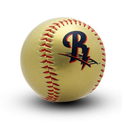 RailRiders Gold Baseball