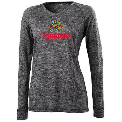 Scranton/Wilkes-Barre RailRiders Holloway COPA Women's Electrify T-Shirt L/S
