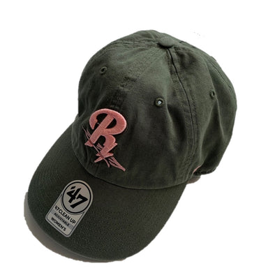 Scranton/Wilkes-Barre RailRiders Women's '47 Moss Clean-Up Cap