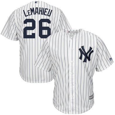 #26 DJ LeMahieu New York Yankees Replica Jersey