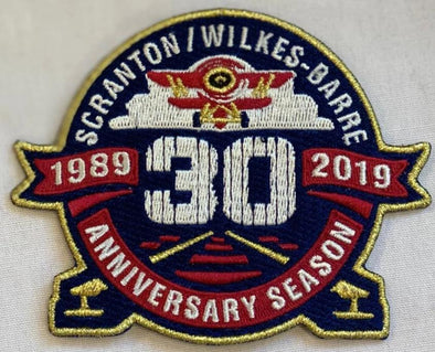 30th Anniversary Patch