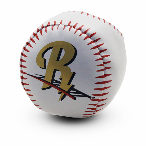 RailRiders R Logo Softee Ball