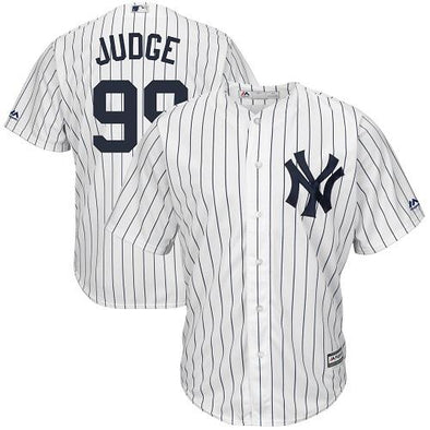 Scranton/Wilkes-Barre RailRiders #99 Aaron Judge New York Yankees Replica Jersey
