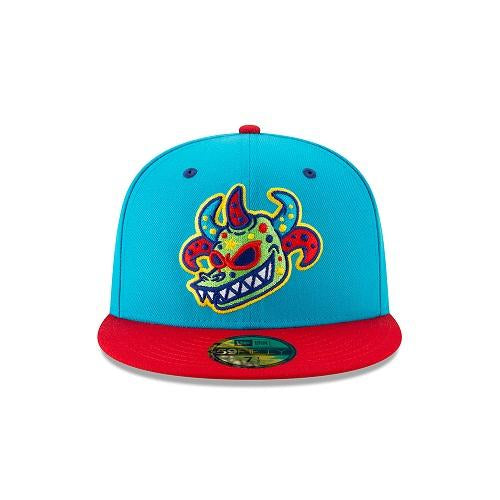 Scranton/Wilkes-Barre RailRiders New Era COPA Vejigantes On-Field Fitted Cap