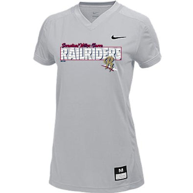 Scranton/Wilkes-Barre RailRiders NIKE Women's Dri-Fit Game Top
