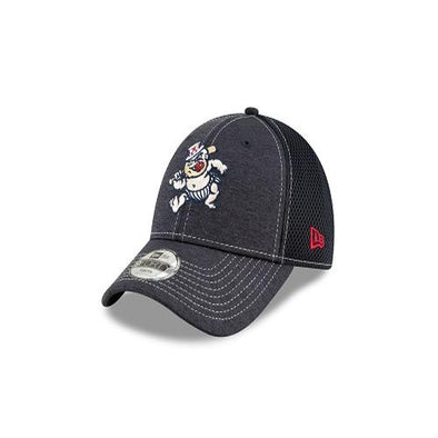 Scranton/Wilkes-Barre RailRiders New Era 9Forty Youth Baby Bombers Adjustable Cap