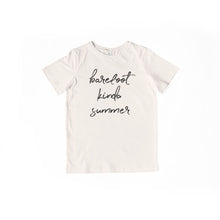 Load image into Gallery viewer, Barefoot Kinda Summer Tee