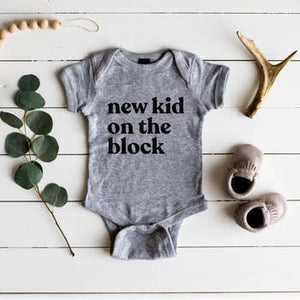 New Kids on the Block - Gray