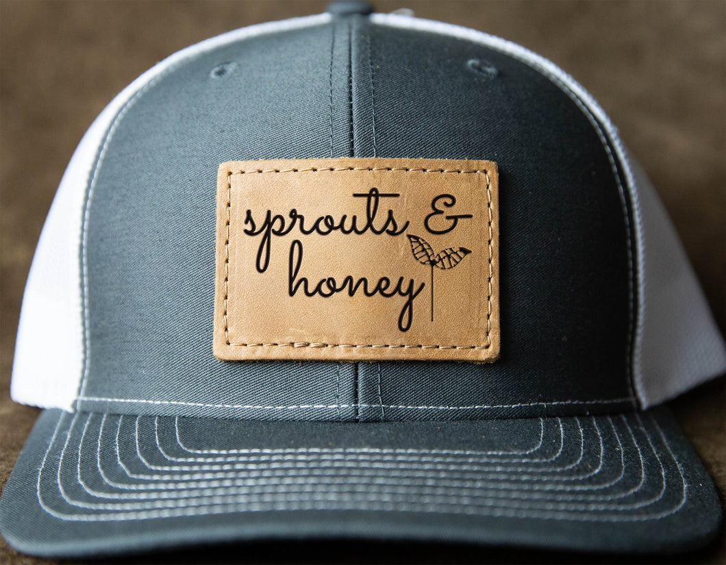 Sprouts & Honey Snap Back