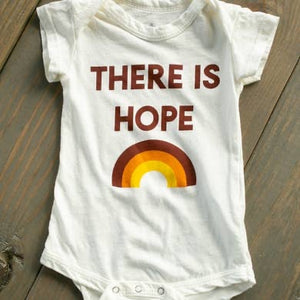 There Is Hope Organic Onesie