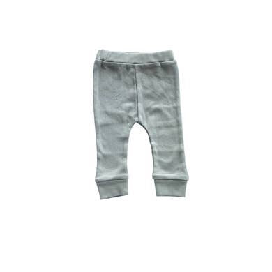 Organic Basic Pant | Natural Gray