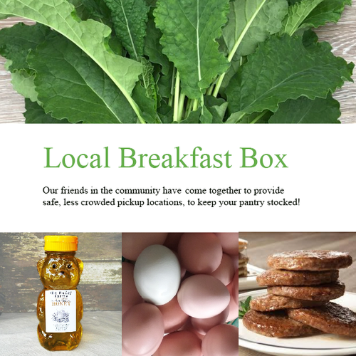 Local Breakfast Box