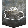 GAZ-67 Stickers