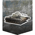 IS-2 Model 1944 Stickers