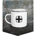 Germany Faction Enamel Mug