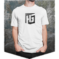Heroes & Generals T-Shirt - black on white