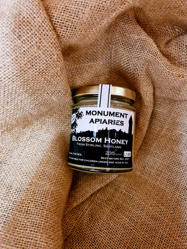 Monument Apiaries Blossom Honey 235g