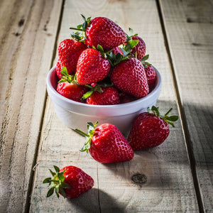 Scottish Strawberries - 400gms