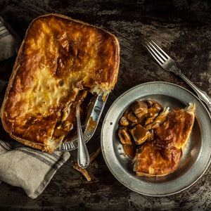 1lb Steak Pie - Serves 3/4