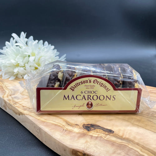 Patteson's Gluten Free Chocolate Macaroons
