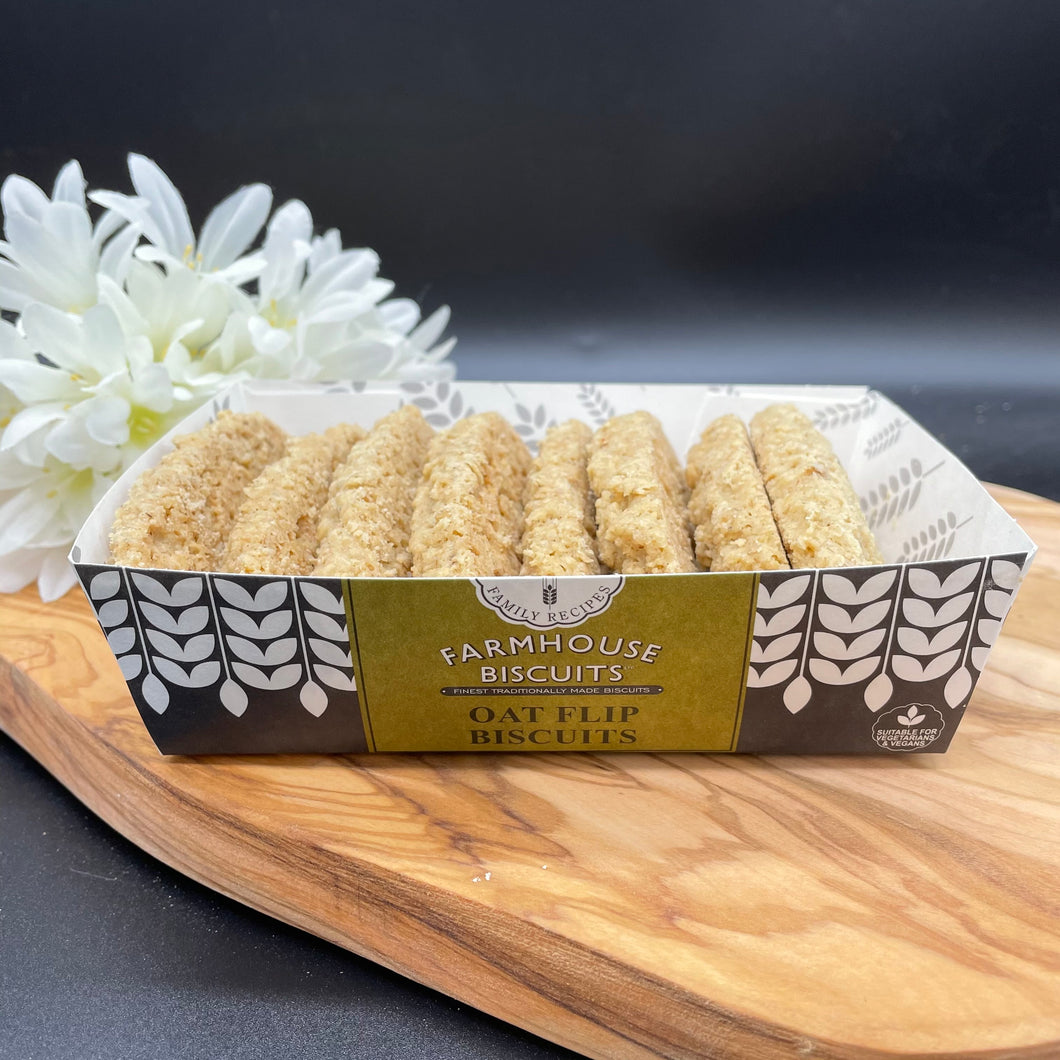 Farmhouse Biscuits Oat Flip Biscuits