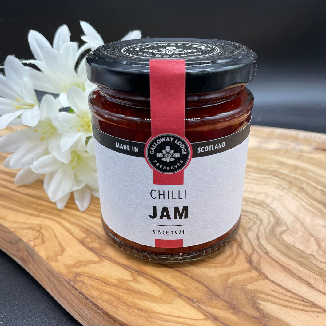 Galloway Lodge Chilli Jam 200g