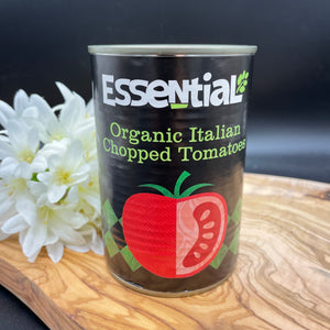 Essential Organic Italian Chopped Tomatoes